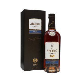 ABUELO RUM XV TAWNY FINISH COLLECTION