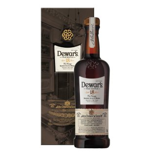 DEWAR'S 18 Year Old 'THE VINTAGE'