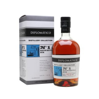 DIPLOMATICO DIST. COLLECTION No.1 - BATCH KETTLE RUM
