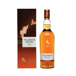 TALISKER 30 YO Bottled 2017