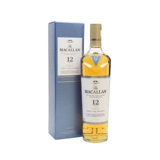 MACALLAN 12 YO TRIPLE CASK