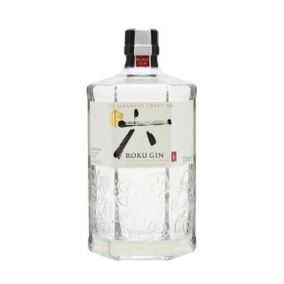 SUNTORY ROKU JAPANESE CRAFT GIN