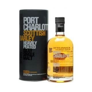 PORT CHARLOTTE 10 Year Old SCOTTISH BARLEY
