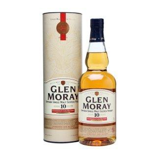 GLEN MORAY 10 Year Old CHARDONNAY CASK MATURED