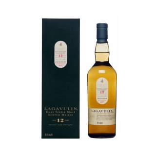 LAGAVULIN 12 YO Bottled 2018