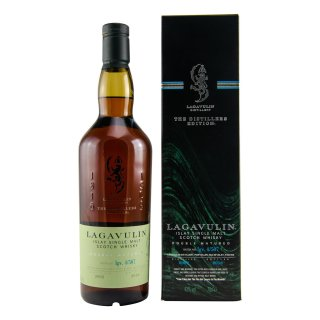 LAGAVULIN DISTILLERS EDITION 2002 Bottled 2018