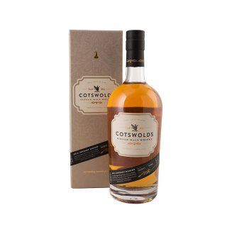 COTSWOLDS SINGLE MALT 2015 ODYSSEY BARLEY