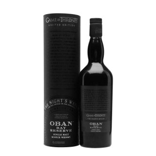 OBAN BAY RESERVE The Night's Watch - Game of Thrones Collection