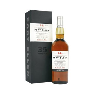 PORT ELLEN 1978 - 35 Year Old 14TH RELEASE (2014)