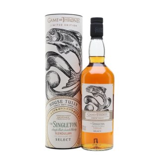 SINGLETON OF GLENDULLAN SELECT House Tully - Game of Thrones Collection