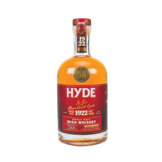 HYDE 6 Year Old No.4 - PRESIDENT'S CASK