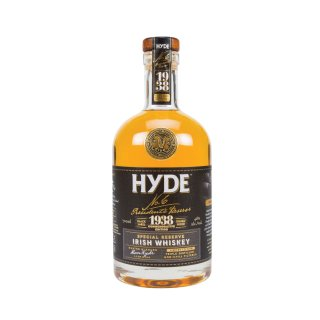 HYDE No.6 - PRESIDENT'S RESERVE