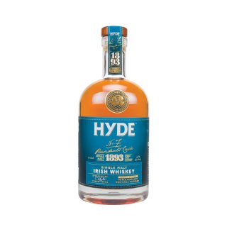 HYDE 6 Year Old No.7 - PRESIDENT'S CASK