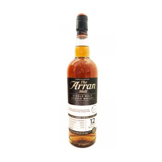 ARRAN 12 Year Old PRIVATE CASK FOR GREEK WHISKY ASSOCIATION