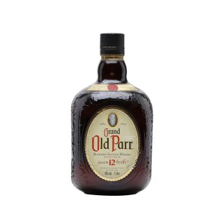 GRAND OLD PARR 12 Year Old 1L