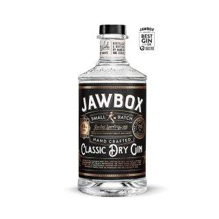 JAWBOX SMALL BATCH GIN