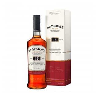 BOWMORE 15 Year Old SHERRY CASK