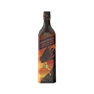 JOHNNIE WALKER A SONG OF FIRE - Game Of  Thrones Collection