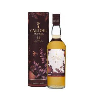 CARDHU 14 YO Special Release 2019