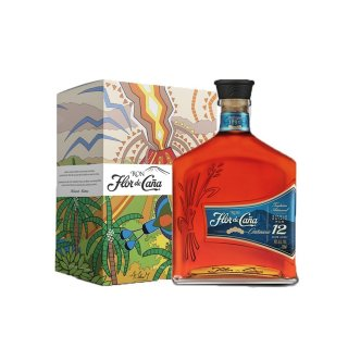 FLOR DE CANA 12 Year Old LEGACY EDITION I