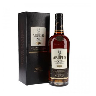 ABUELO TWO OAKS 12 YO