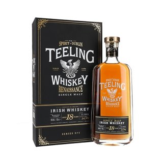 TEELING 18 Year Old - RENAISSANCE SERIES No. 1