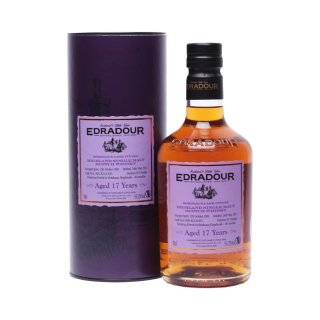 EDRADOUR 1999 - 17 Year Old BORDEAUX CASK FINISH