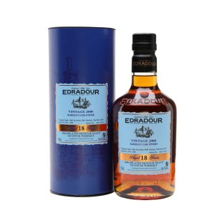 EDRADOUR 2000 - 18 Year Old BAROLO CASK FINISH