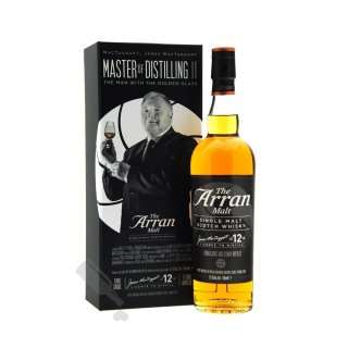 ARRAN 12 Year Old - MASTER OF DISTILLING II
