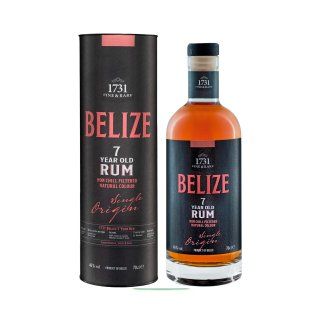 1731 BELIZE 7 Year Old