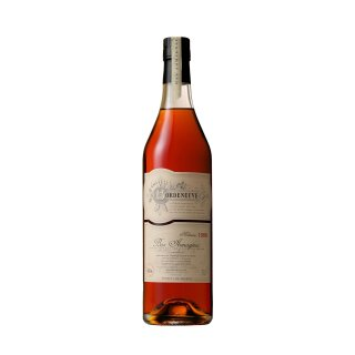 CHATEAU DE BORDENEUVE 1986 ARMAGNAC