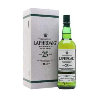 LAPHROAIG 25 Year Old