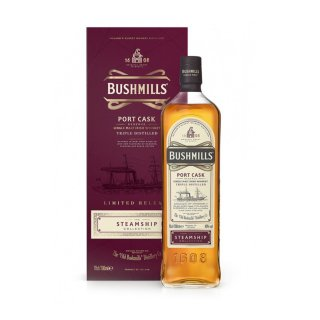 BUSHMILLS Port Cask Steamship