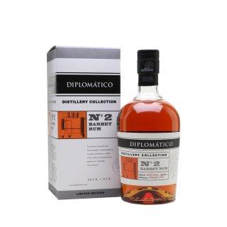 DIPLOMATICO BARBET Distillery Collection No.2