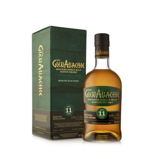 GLENALLACHIE 11 Year Old Moscatel Wood Finish