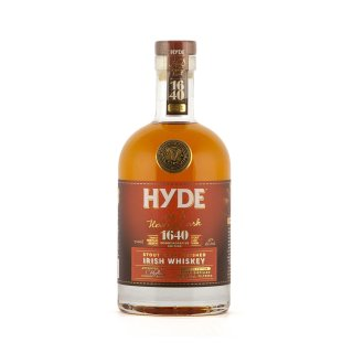 HYDE 4 Year Old No.8- HERITAGE CASK