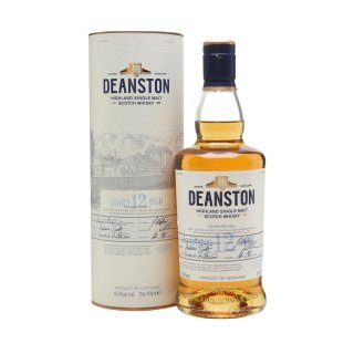 DEANSTON 12 Year Old Un-Chill Filtered