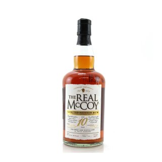 THE REAL McCOY LIMITED EDITION 10 Year Old