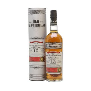 BENRINNES 2004 15 Year Old OLD PARTICULAR DOUGLAS LAING
