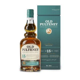 OLD PULTENEY 15 Year Old