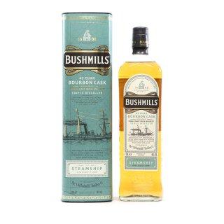 BUSHMILLS Bourbon Cask Steamship 1L