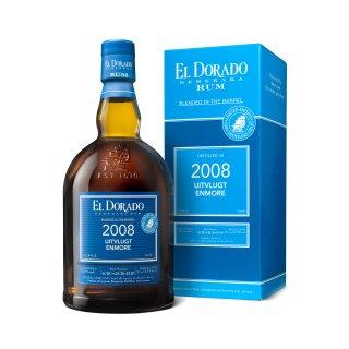 EL DORADO UITVLUGT ENMORE 2008 47,40%