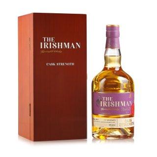 IRISHMAN CASK STRENGTH 2020 55,20%