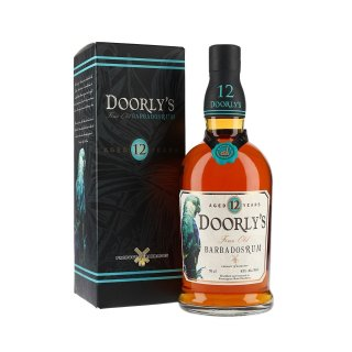 DOORLY'S 12 y.o. Barbados