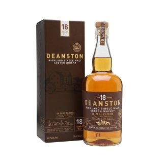 DEANSTON 18 Year Old Un-Chill Filtered