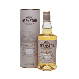 DEANSTON 15 Year Old Un-Chill Filtered