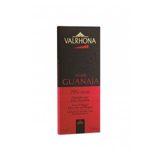 CHOCOLATE TABLETTE VALRHONA GUANAJA 70%