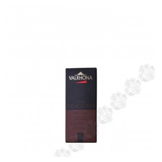 CHOCOLATE TABLETTE VALRHONA ARAGUANI 72%
