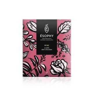 ΣΟΚΟΛΑΤΑ ESOPHY ROSE (dark)