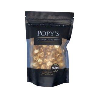 POPY'S MIX NUTS CARAMELCORN POUCH 120gr